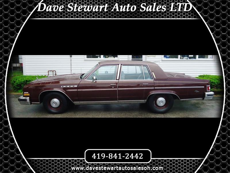 Buick Park Avenue 4dr Sedan 1979