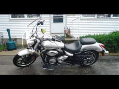 2012 Yamaha XVS950A