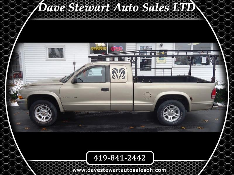 Dodge Dakota SLT Club Cab 4WD 2002