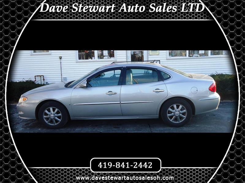 Buick LaCrosse 4dr Sdn FWD 2008