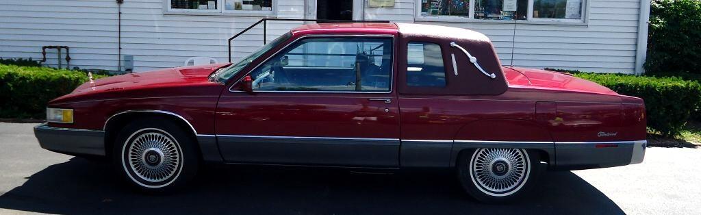 Cadillac Fleetwood Coupe 1989