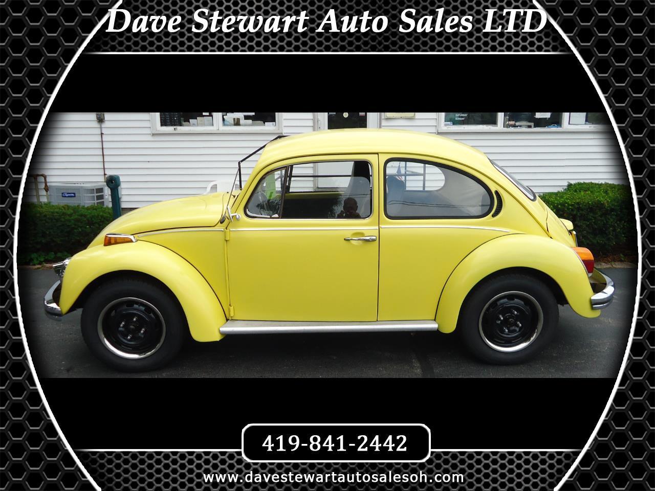 Volkswagen Beetle Coupe  1973