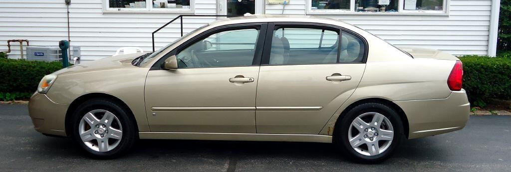 Chevrolet Malibu LT2 2007
