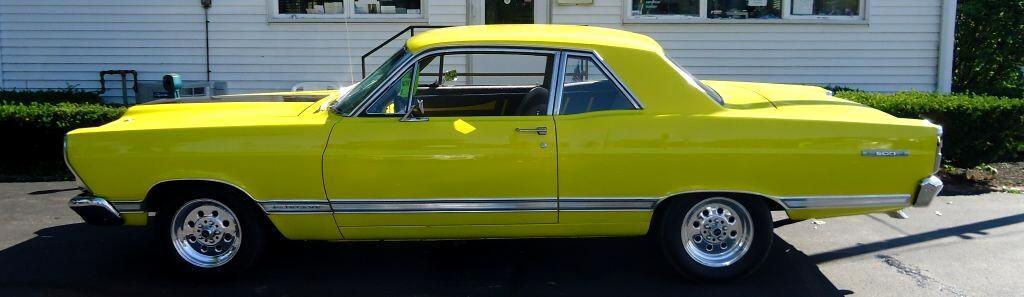 Ford Fairlane 500  1967
