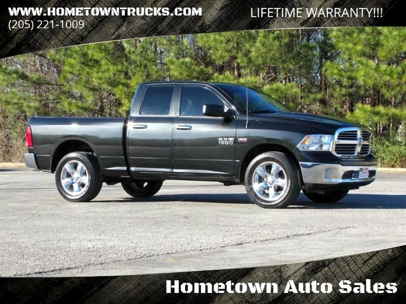 2015 Dodge 1500 SLT Quad Cab 4WD