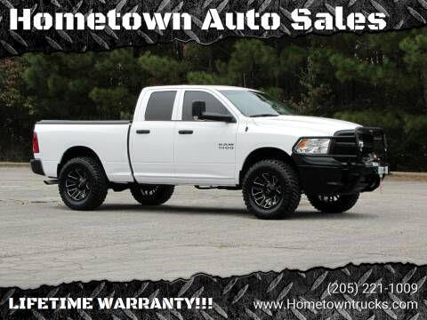 Dodge 1500 Tradesman Quad Cab 4WD 2016