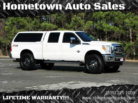 Ford F-250 SD King Ranch Crew Cab 4WD 2015