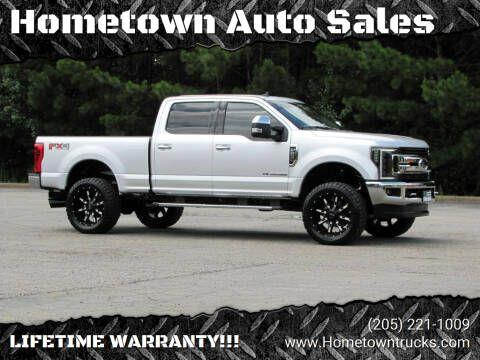 Ford F-250 SD King Ranch Crew Cab 4WD 2019