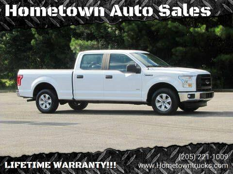 Ford F-150 XL SuperCrew 5.5-ft. Bed 2WD 2015