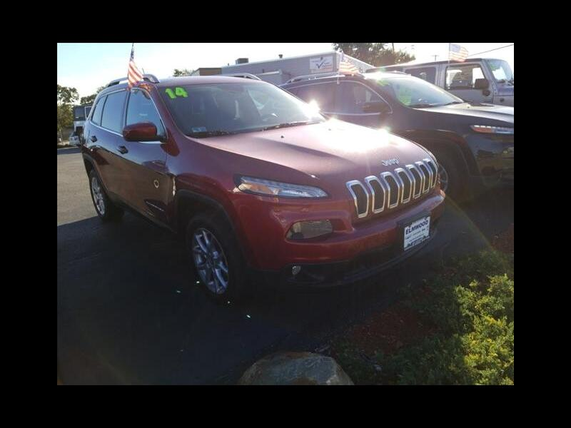 Buy Here Pay Here 2014 Jeep Cherokee For Sale In East Providence Ri