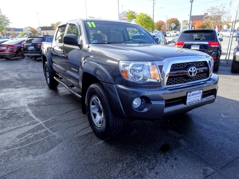 2011 Toyota Tacoma Double Cab V6 4WD