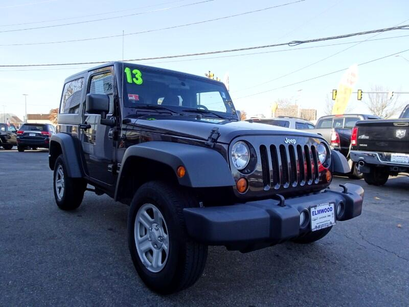 Buy Here Pay Here 2013 Jeep Wrangler For Sale In East Providence Ri