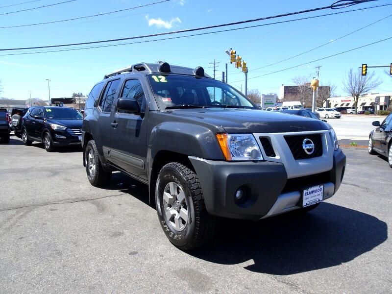 2012 Nissan Xterra X 4WD