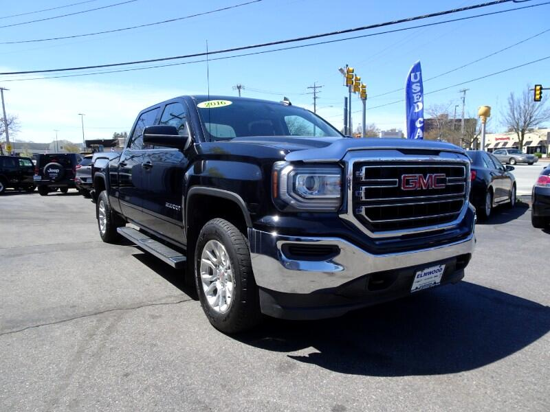 2016 GMC Sierra 1500 SLE Crew Cab Long Box 4WD
