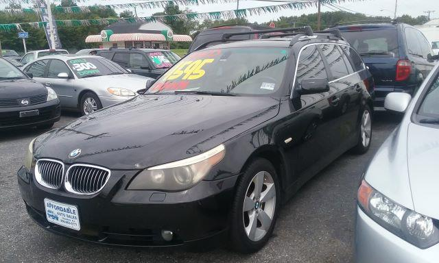 2006 BMW 5-Series Sport Wagon 530xiT