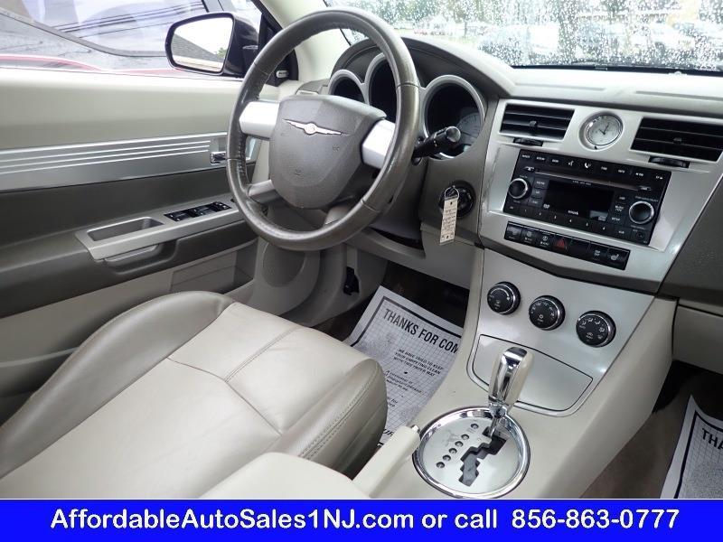 Chrysler Sebring Convertible Touring 2008