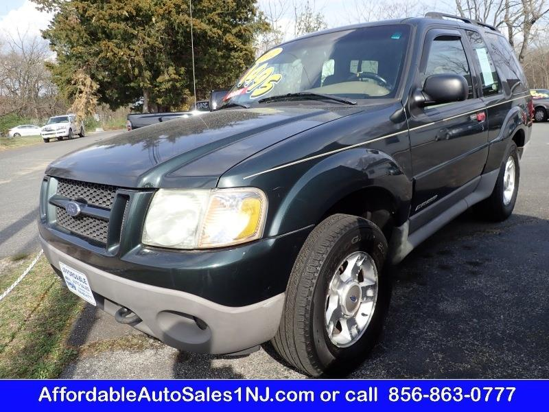 Ford Explorer Sport 4WD Value 2002