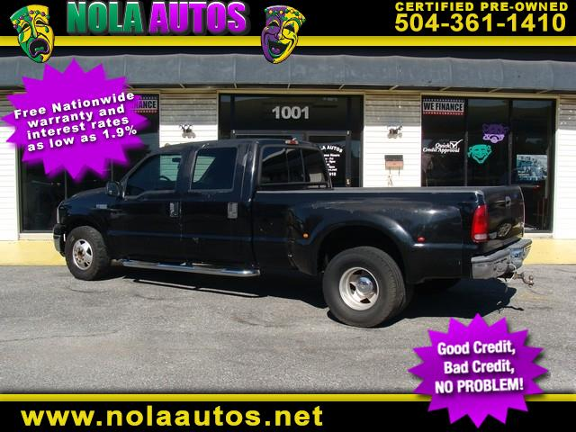 2000 Ford F-350 SD Lariat Crew Cab Long Bed 2WD DRW