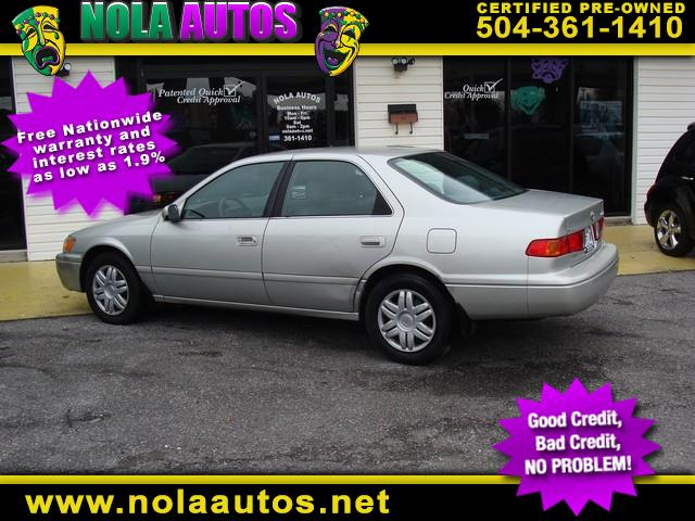 2001 Toyota Camry 4dr Sdn I4 Auto LE (Natl)