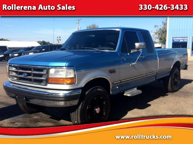 1992 Ford F-250 HD SuperCab 4WD