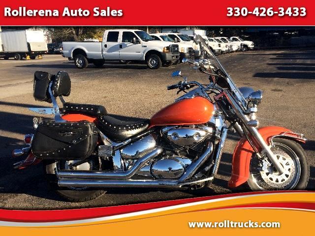 2006 Suzuki VL800 Motorcycle
