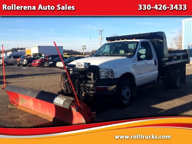 2007 Ford F-350 SD XL DRW 4WD