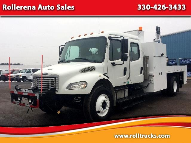 2007 Freightliner M2 106 Medium Duty Crane Truck