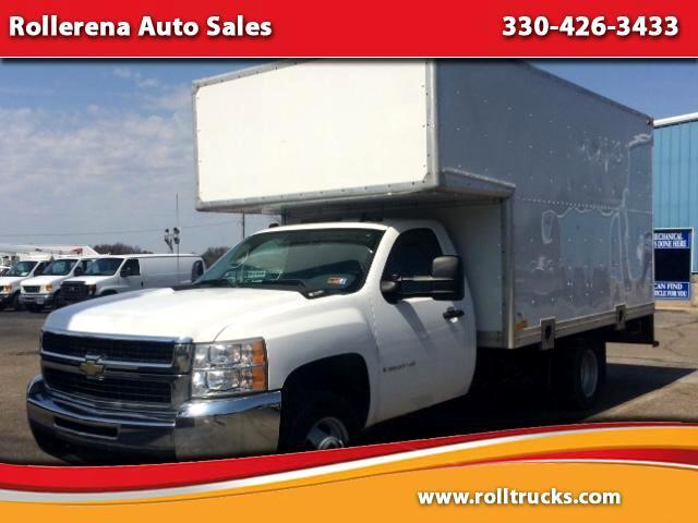2009 Chevrolet Silverado 3500HD Box Truck