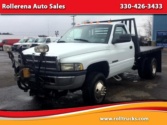 2001 Dodge Ram 3500 Regular Cab 4WD
