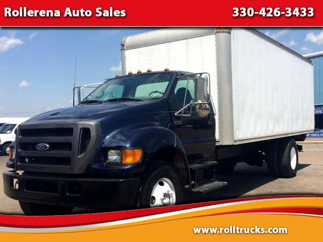 2005 Ford F-750 Regular Cab 2WD DRW