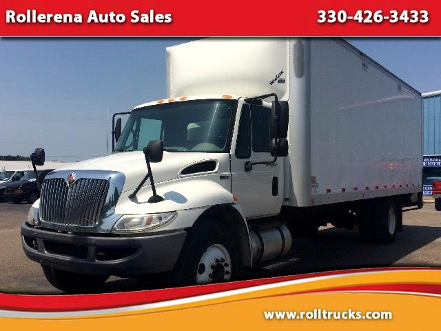 2011 International DuraStar 4300 Box Truck