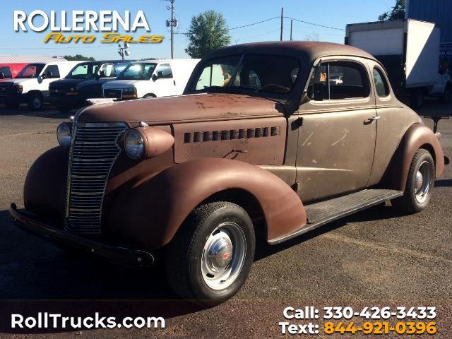 Chevrolet Master Deluxe  1938
