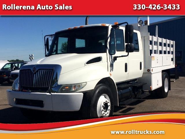 2007 International 4200 Utility Truck
