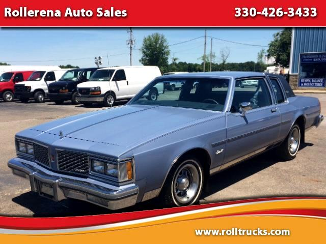 1984 Oldsmobile Delta 88 Royale Coupe