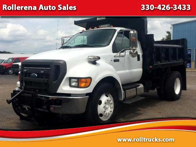 2009 Ford F-650 Regular Cab 2WD DRW