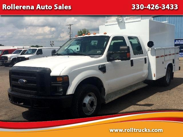 2008 Ford F-350 SD 2WD Crew Cab
