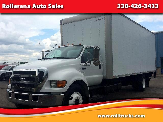 2004 Ford F-650 Regular Cab 2WD DRW