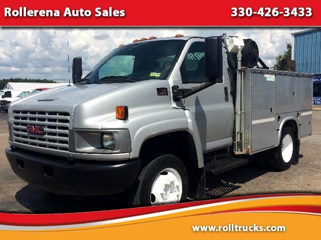 2006 GMC C4500 Utility Truck
