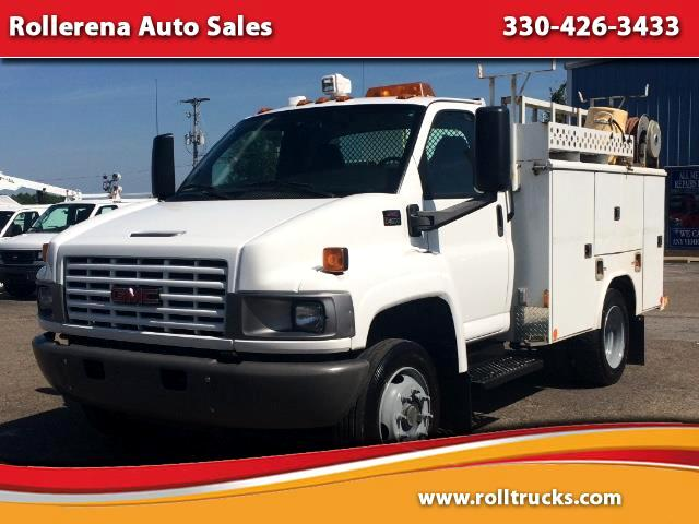 2007 GMC C4500 Utility Truck