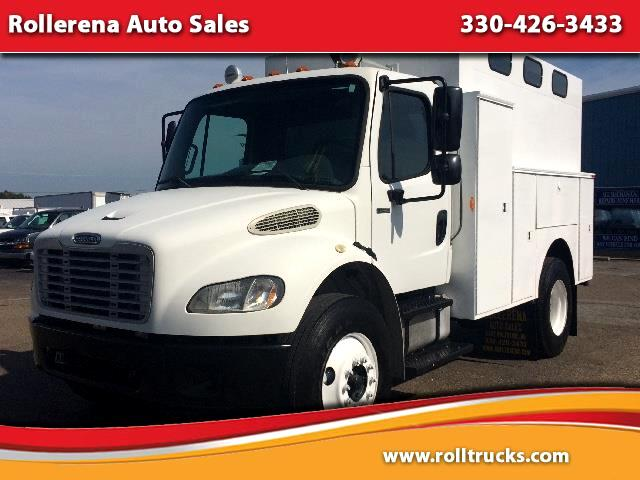 2005 Freightliner M2 106 Medium Duty Utility Truck