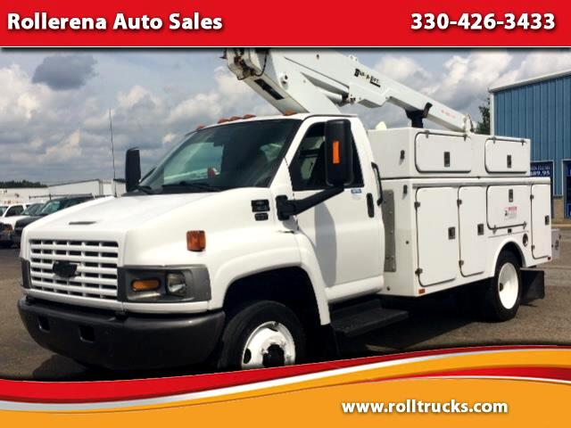 2008 Chevrolet C4500 Regular Cab 2WD