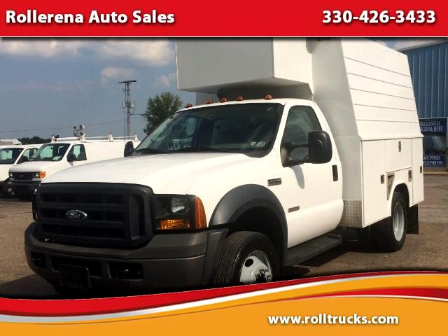 2006 Ford F-450 SD Reg Cab 201