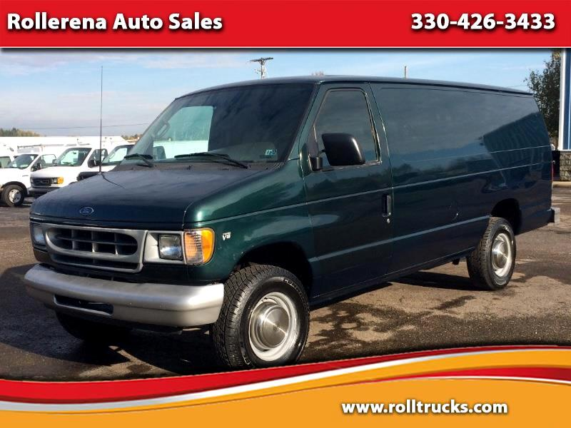 2001 Ford E-350 Extended Econoline