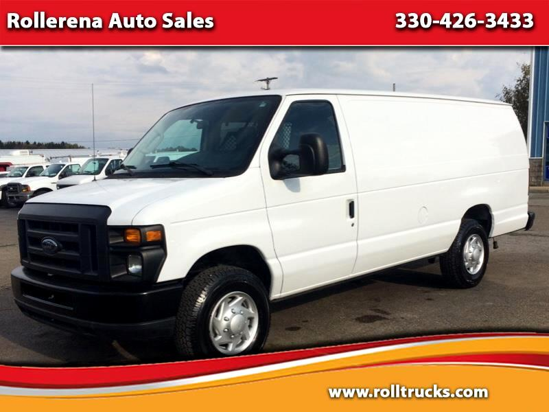2013 Ford E-350 Extended Econoline