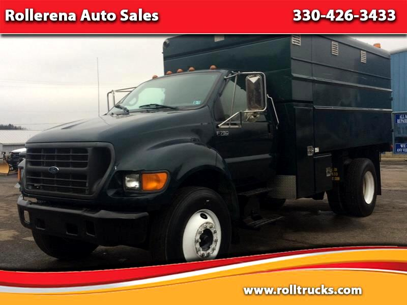 2000 Ford F-750 Regular Cab 2WD DRW