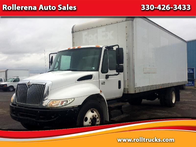 2006 International 4200 Box Truck
