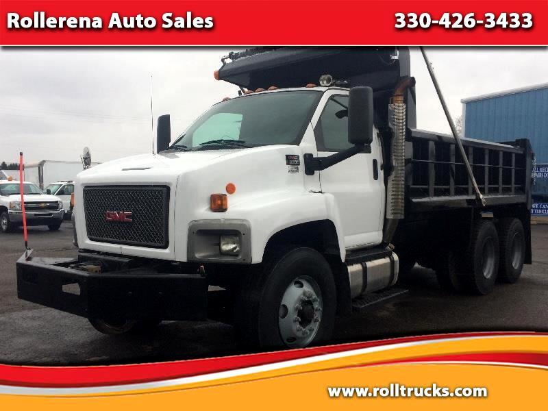 2009 GMC C8500 Dump Truck