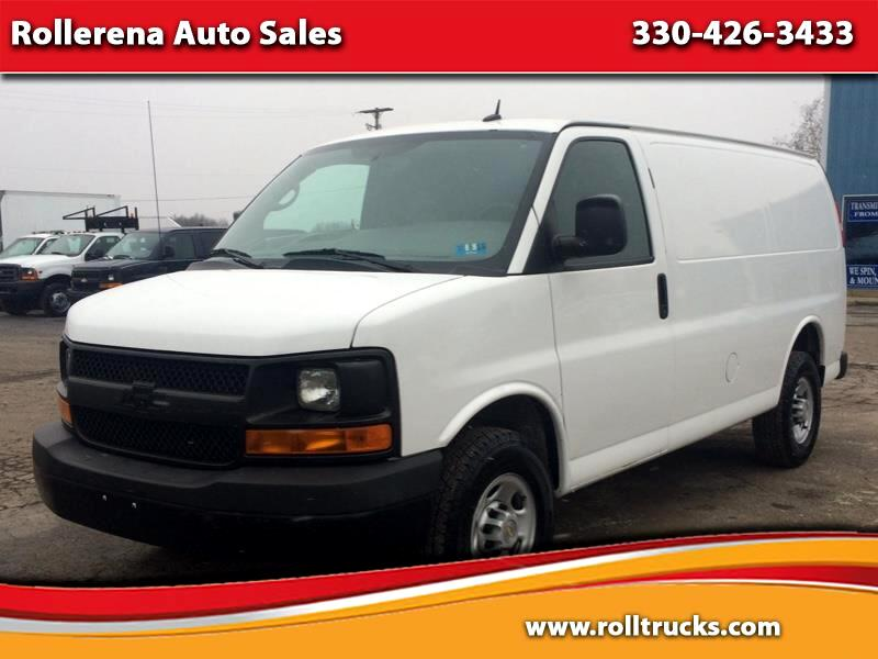 2015 Chevrolet 2500 Cargo Van