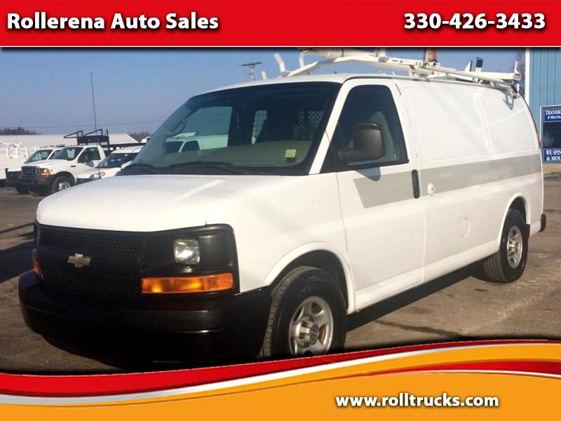 2007 Chevrolet 1500 Cargo Van
