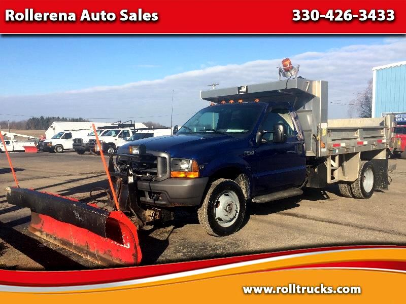 1999 Ford F-550 Regular Cab 4WD DRW